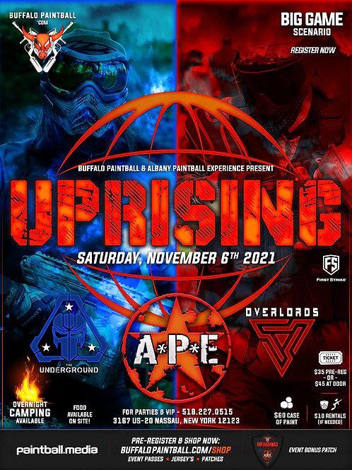 Uprising 2021
