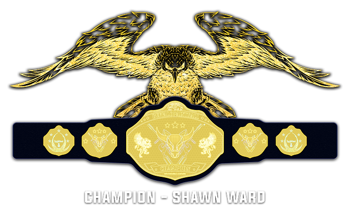 21 - Championship Belt Holder 02 (Shawn