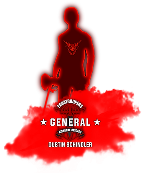 20 - Partroopers General Dustin Schindle