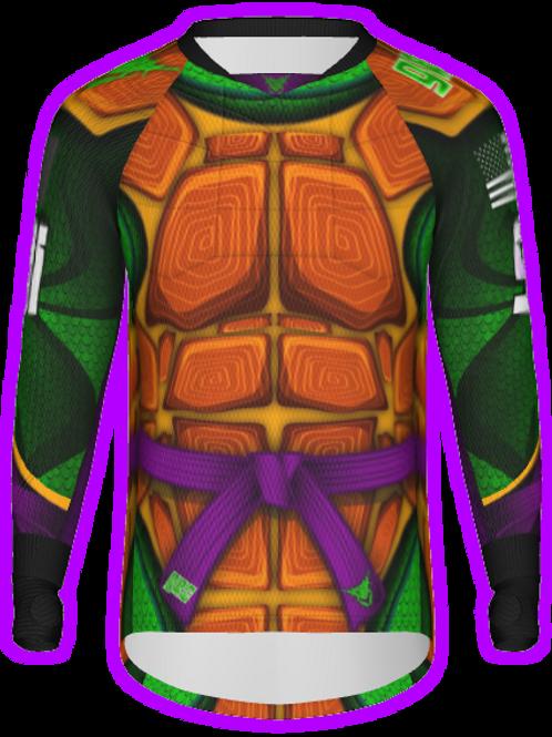 Turtles - Donatello Jersey