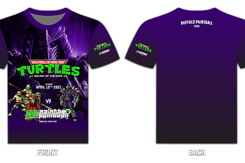 Turtles - Secret Of The Ooze Event T-shirt