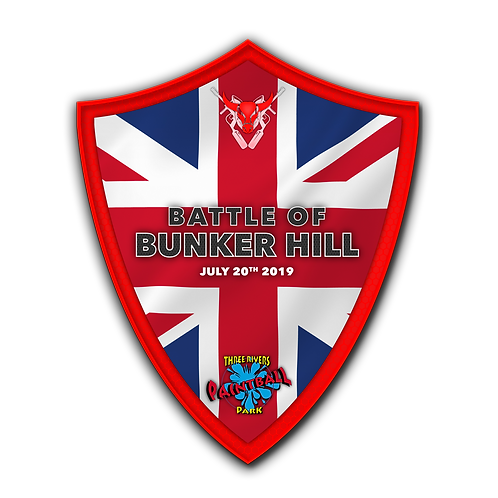 Bunker Hill British Patch