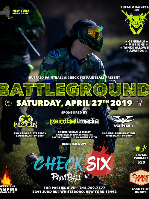 Battleground 2019