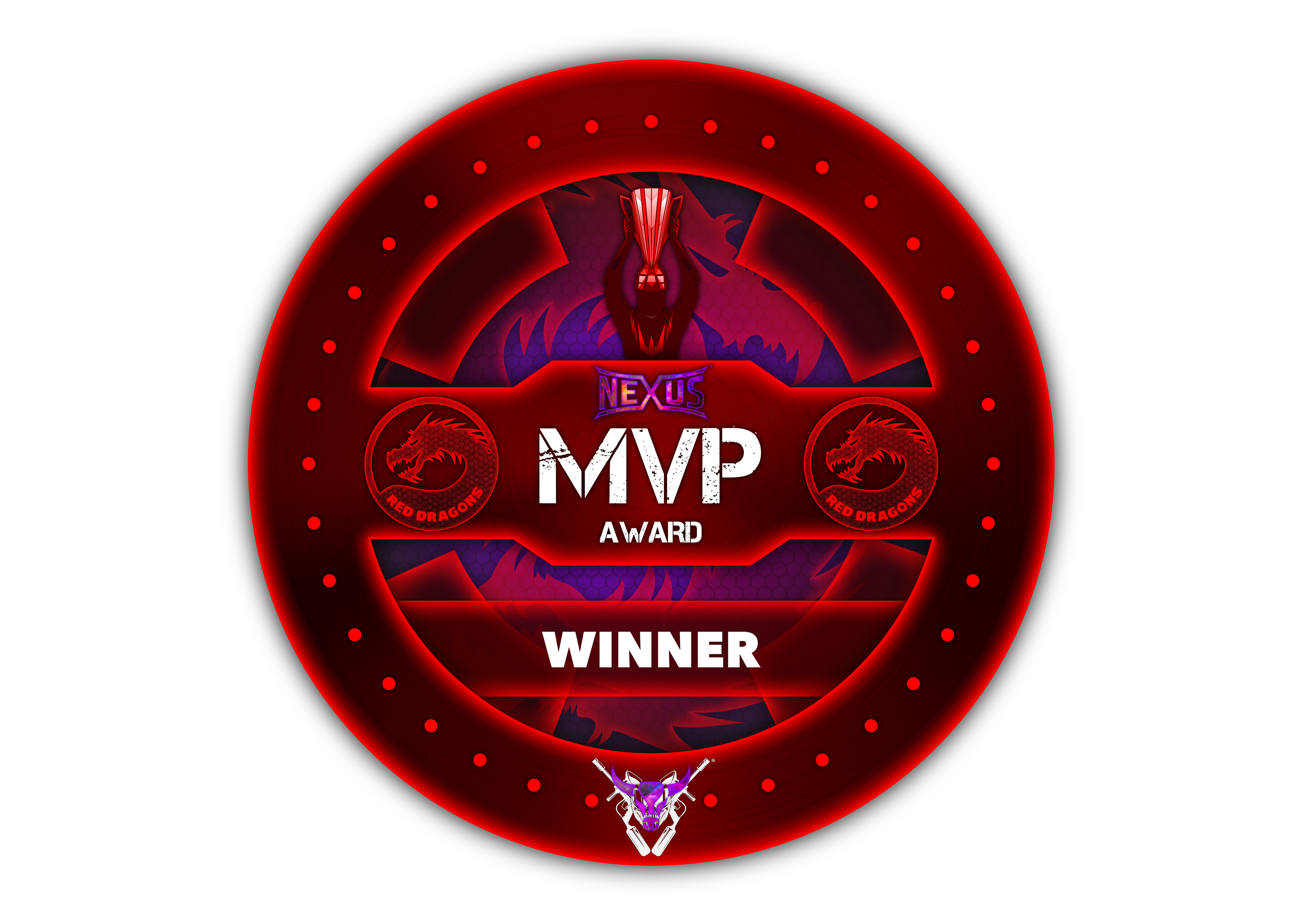 NEXUS Red Dragons MVP Award