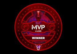 NEXUS Red Dragons MVP Award