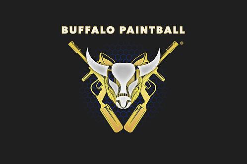 Buffalo Paintball Flag