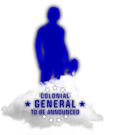 21 - Colonial General (To be announced)