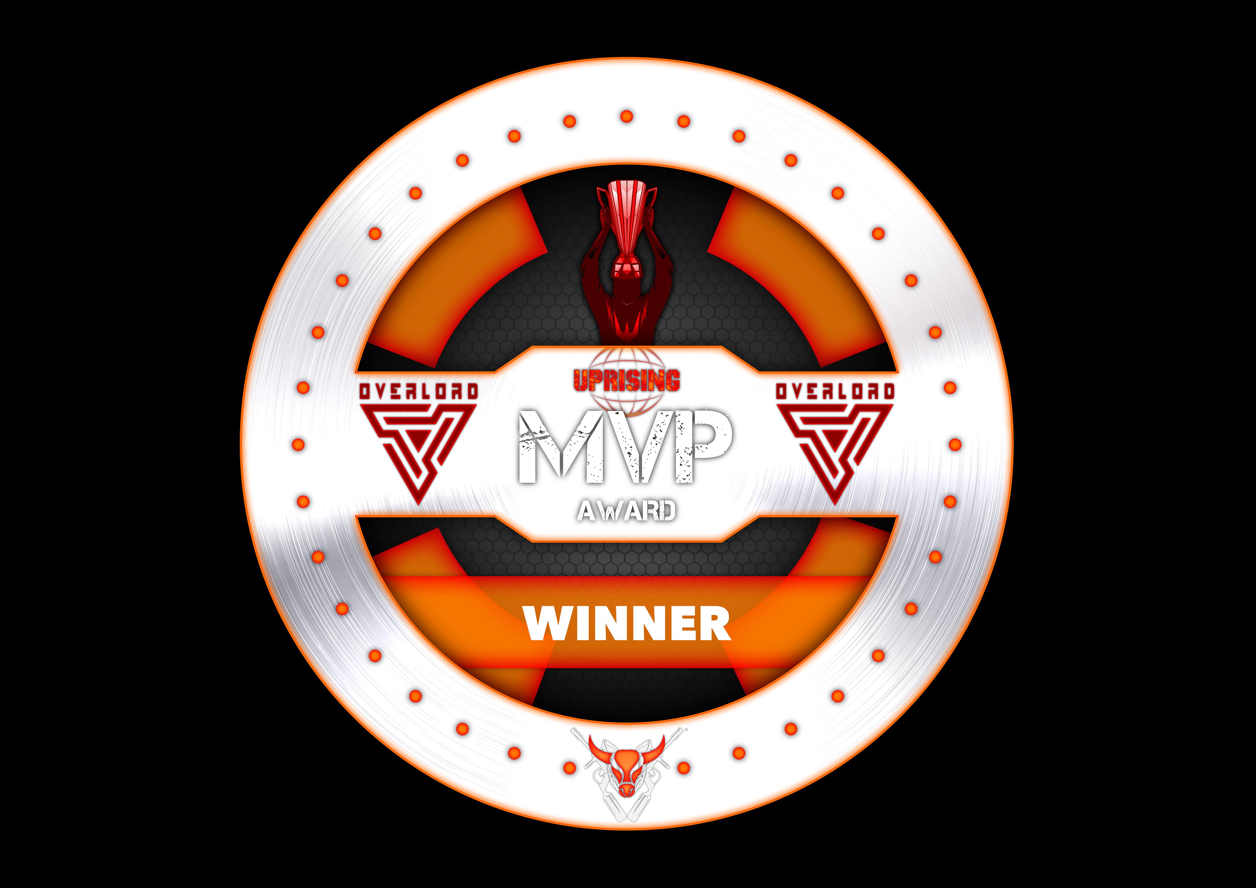 Overlord MVP Award