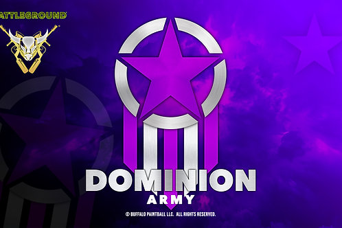 Battleground - Dominion Army Flag