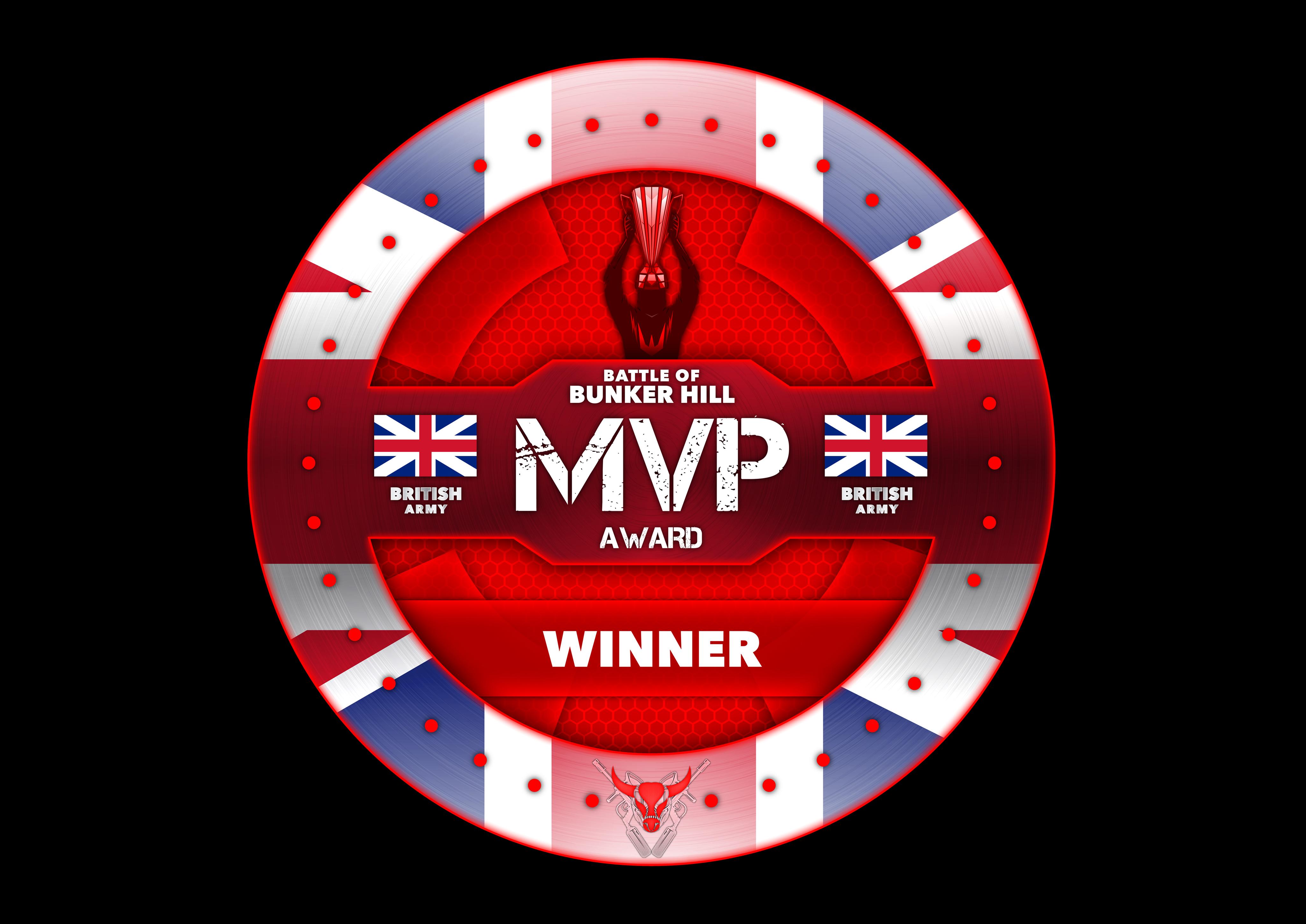 British MVP Award