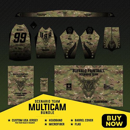 MultiCam Scenario Team Bundle