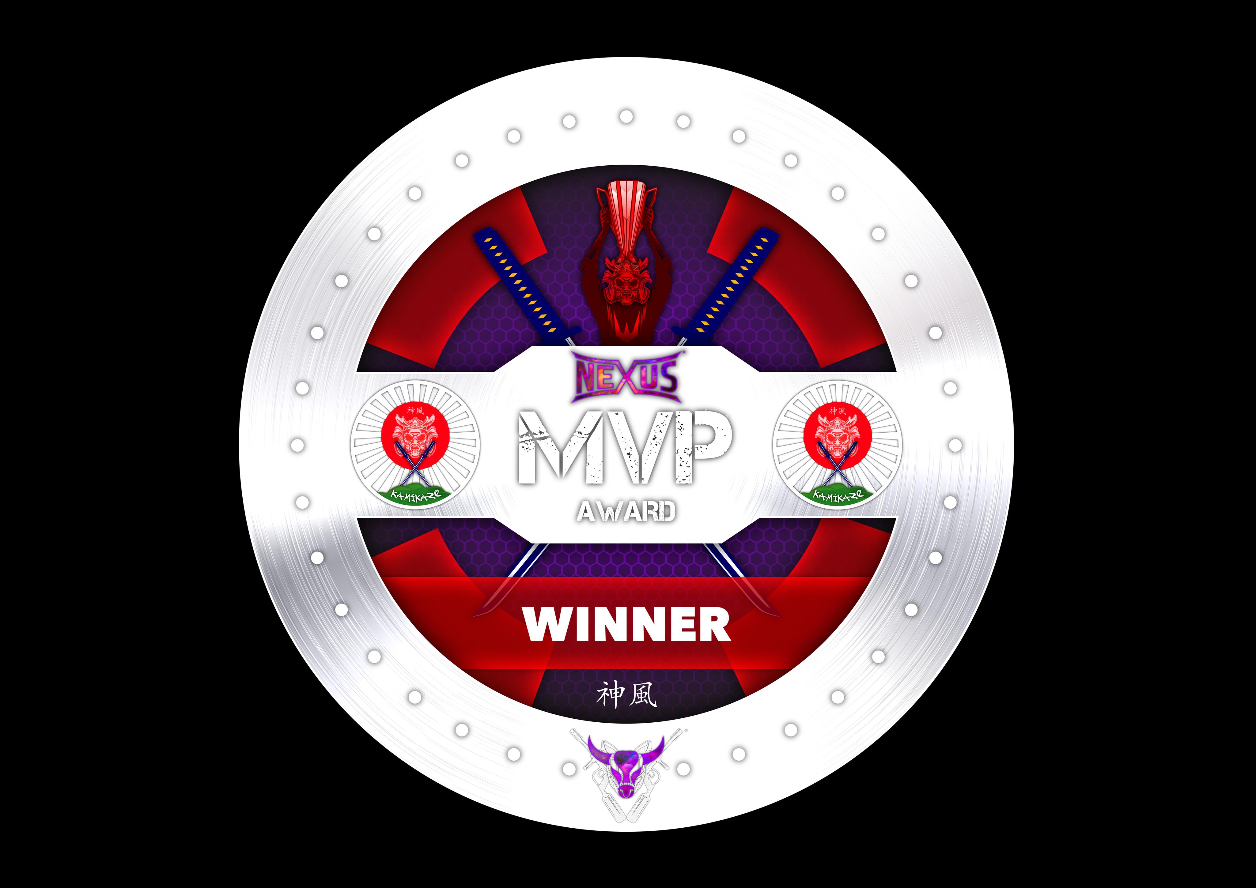 NEXUS Kamikaze MVP Award