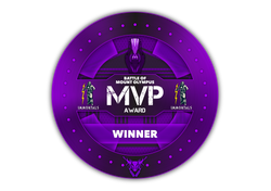 IMMORTALS MVP Award
