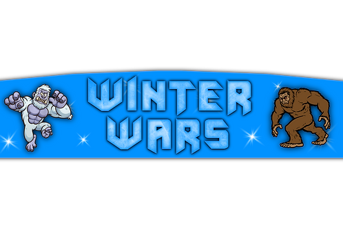 Winter Wars Headband