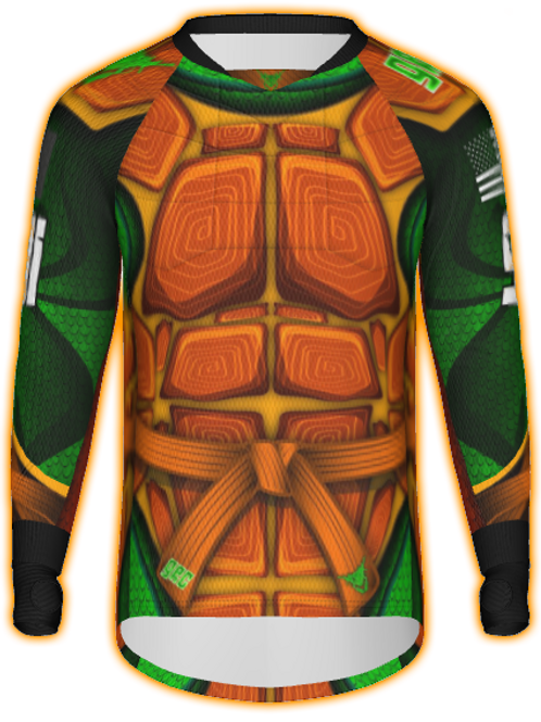 Turtles - Michelangelo Jersey