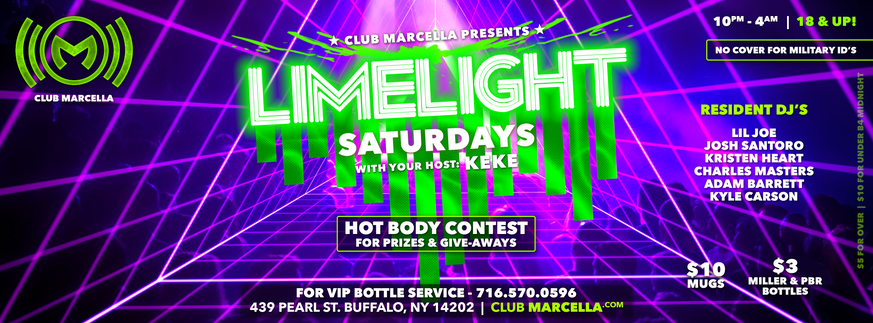 18 - Marcella Limelight Saturdays Banner 01.png