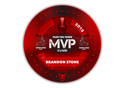 Take The Town Defending Side MVP