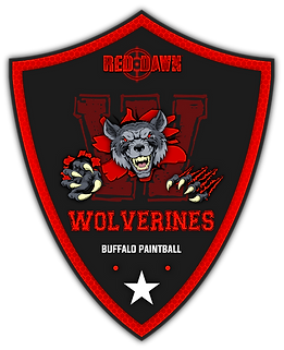 20 - Buffalo Paintball Red Dawn - Wolver