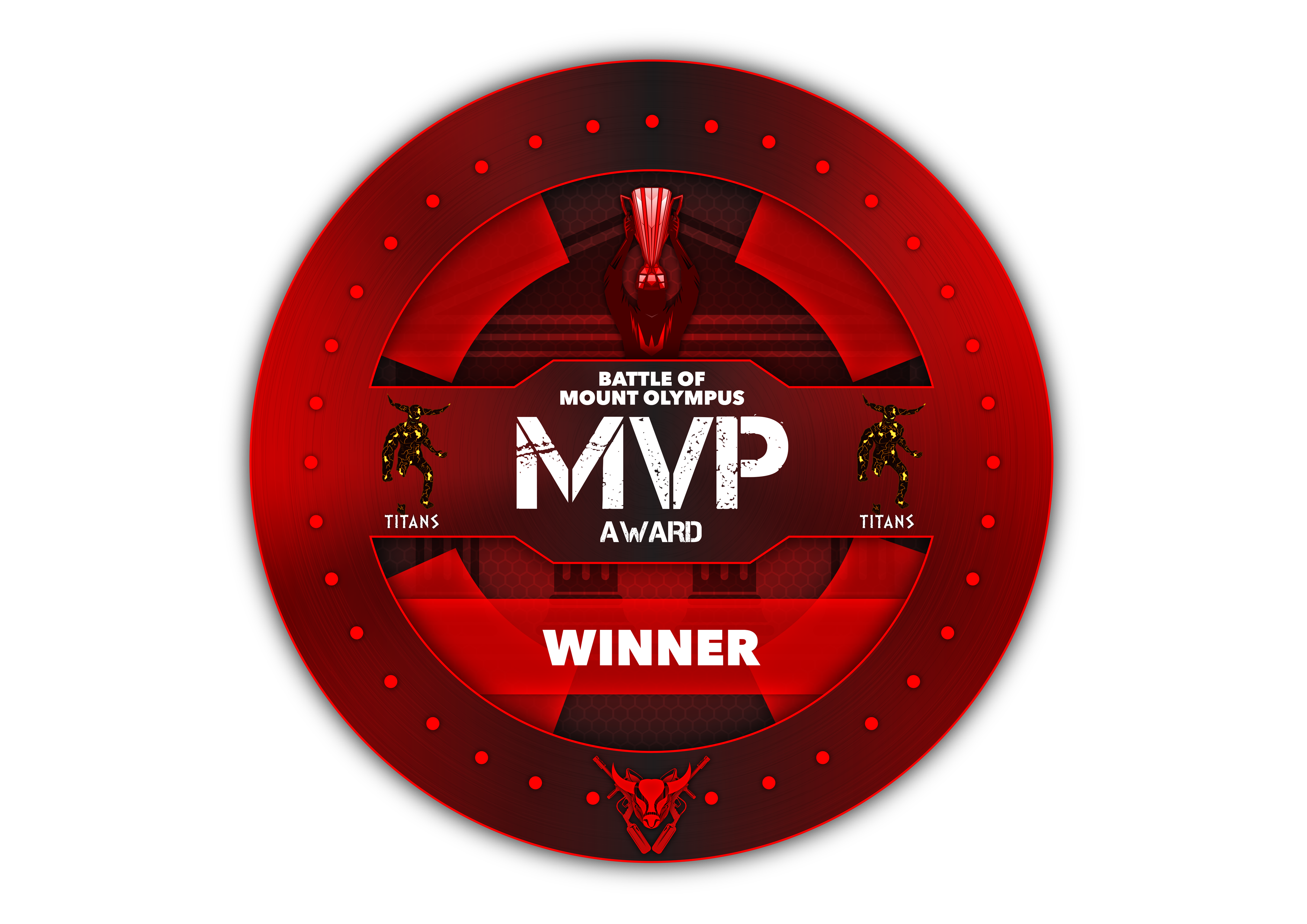TITANS MVP Award