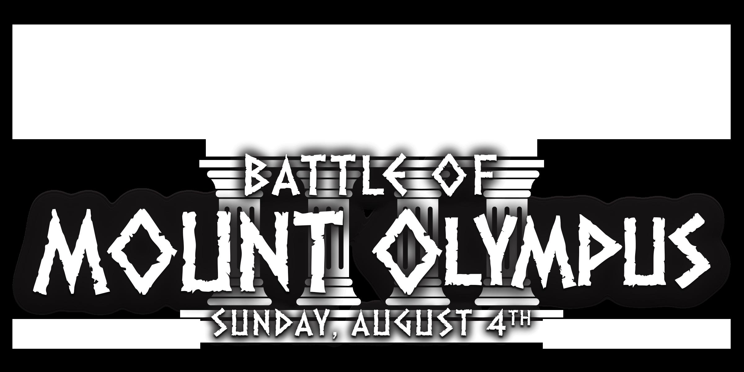 Battle Of Mount Olympus 2019