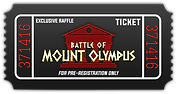 Battle Of Mount Olympus Raffle Ticket 02