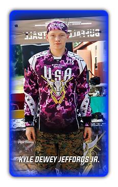 20 - Player Profile (Kyle Dewey Jeffords