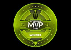 The Resistance MVP Award