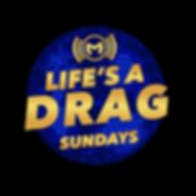 18 - Lifes A Drag Blue Logo.png
