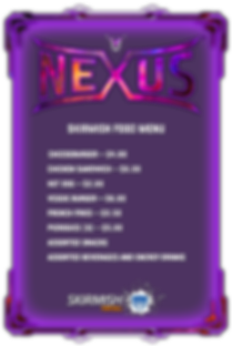 19 - NEXUS Template Holder (Food Menu) 0