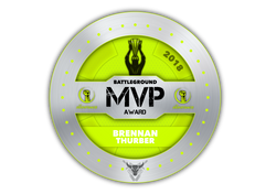 Battleground - Resistance MVP Award