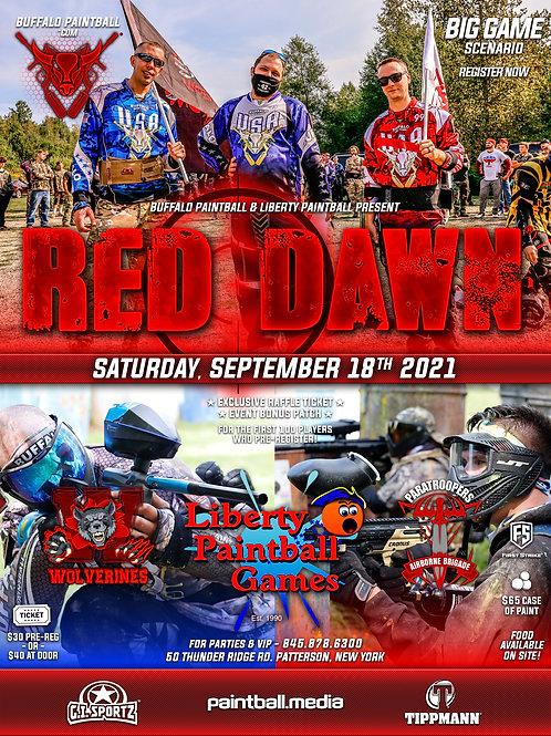 Red Dawn 2021