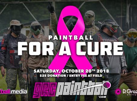 Spotlight 10/8/18 Paintball For A Cure