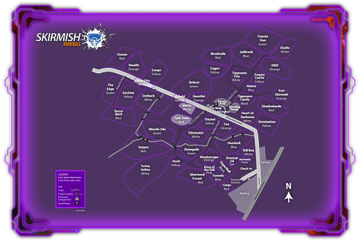 Skirmish Map (Nexus 2020)