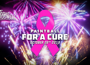 Spotlight 10/29/19 - Paintball For A Cure 2019