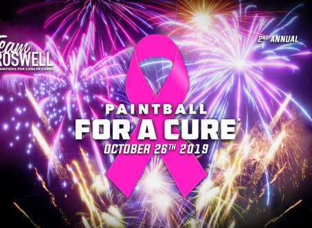 Spotlight 10/29/19 - Paintball For A Cure 2019