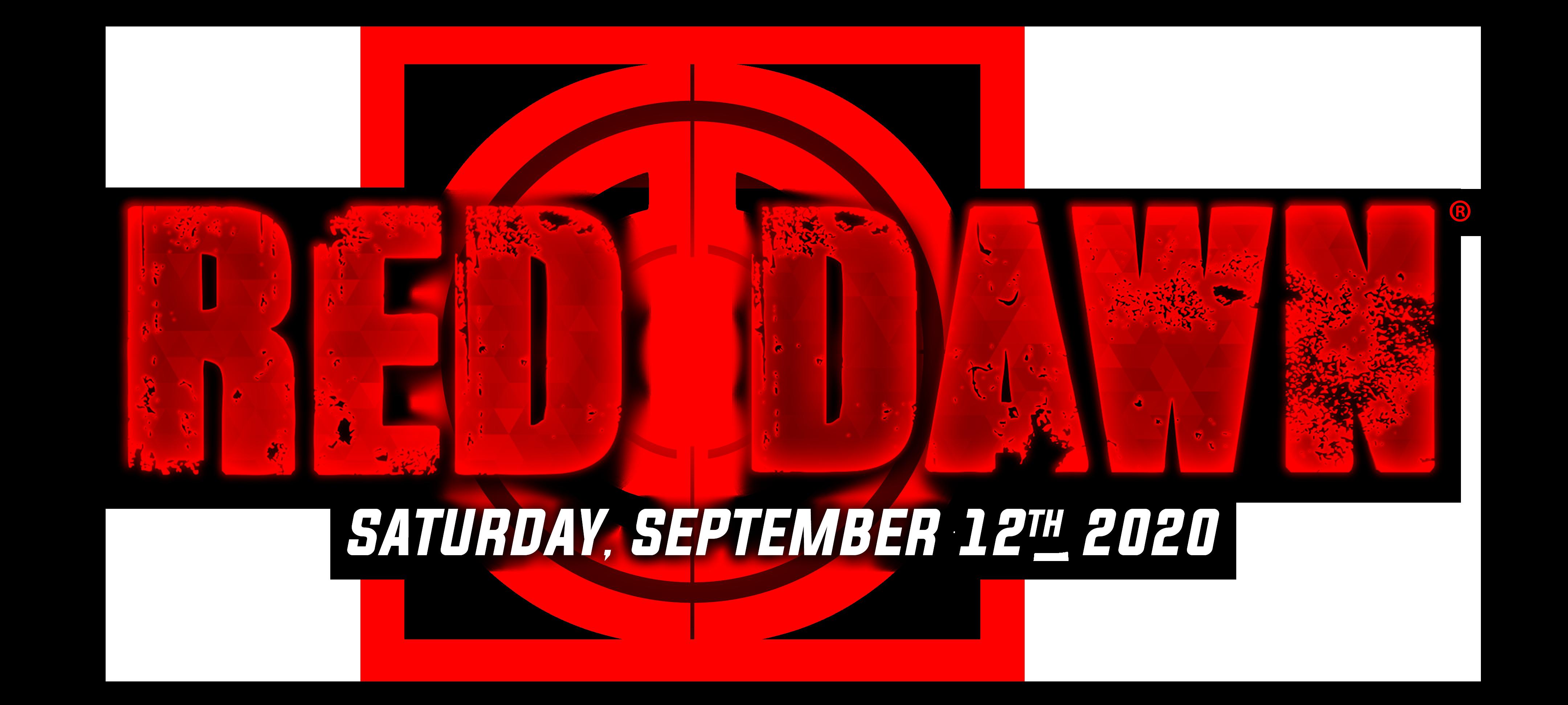 20 - Red Dawn Logo & Header 04A