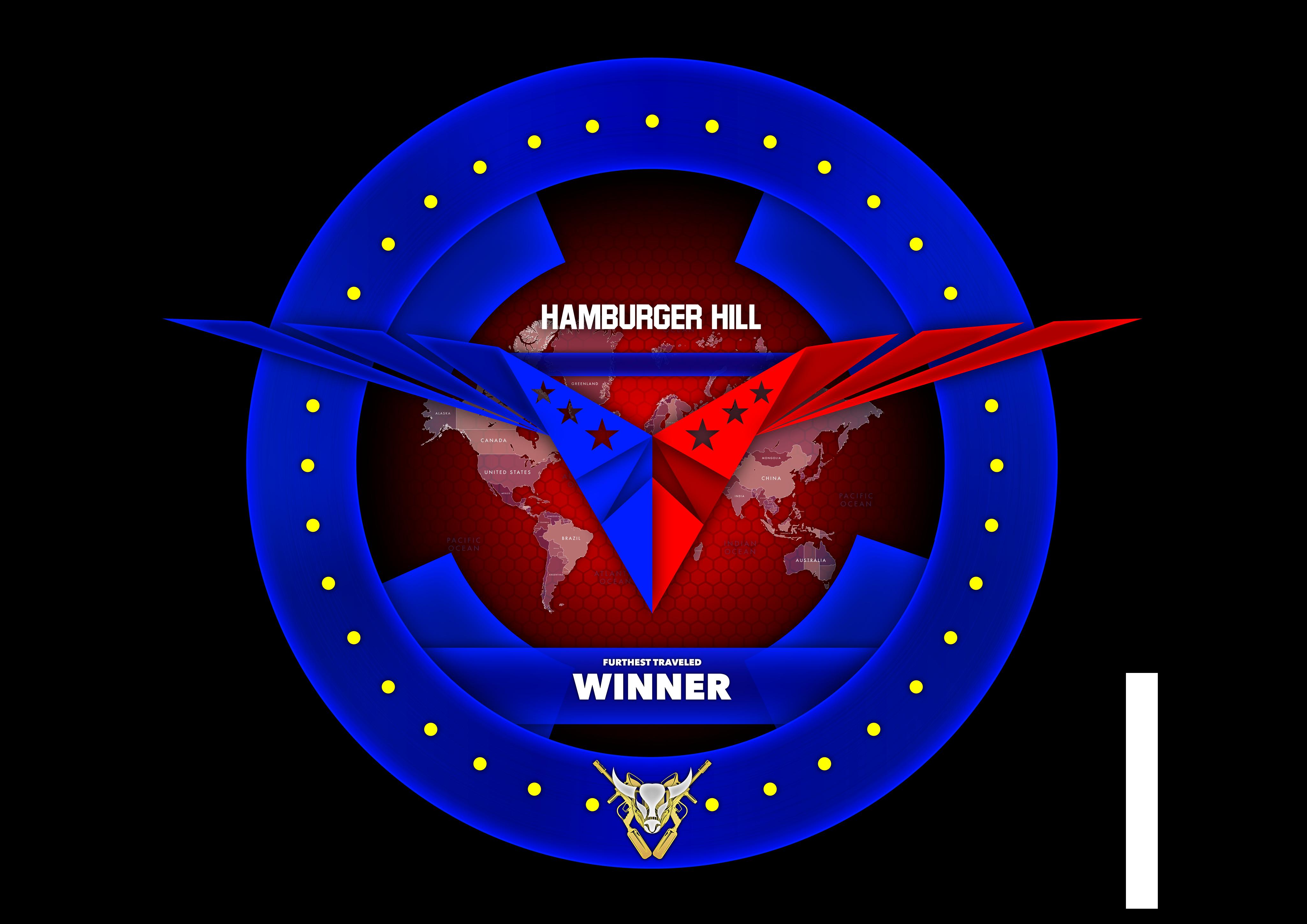 Furthest Traveled Award