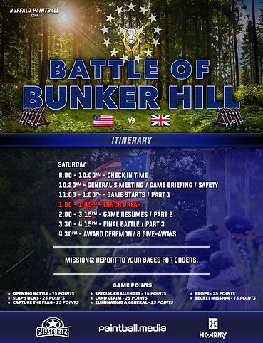 21 - Battle Of Bunker Hill Itinerary Rev