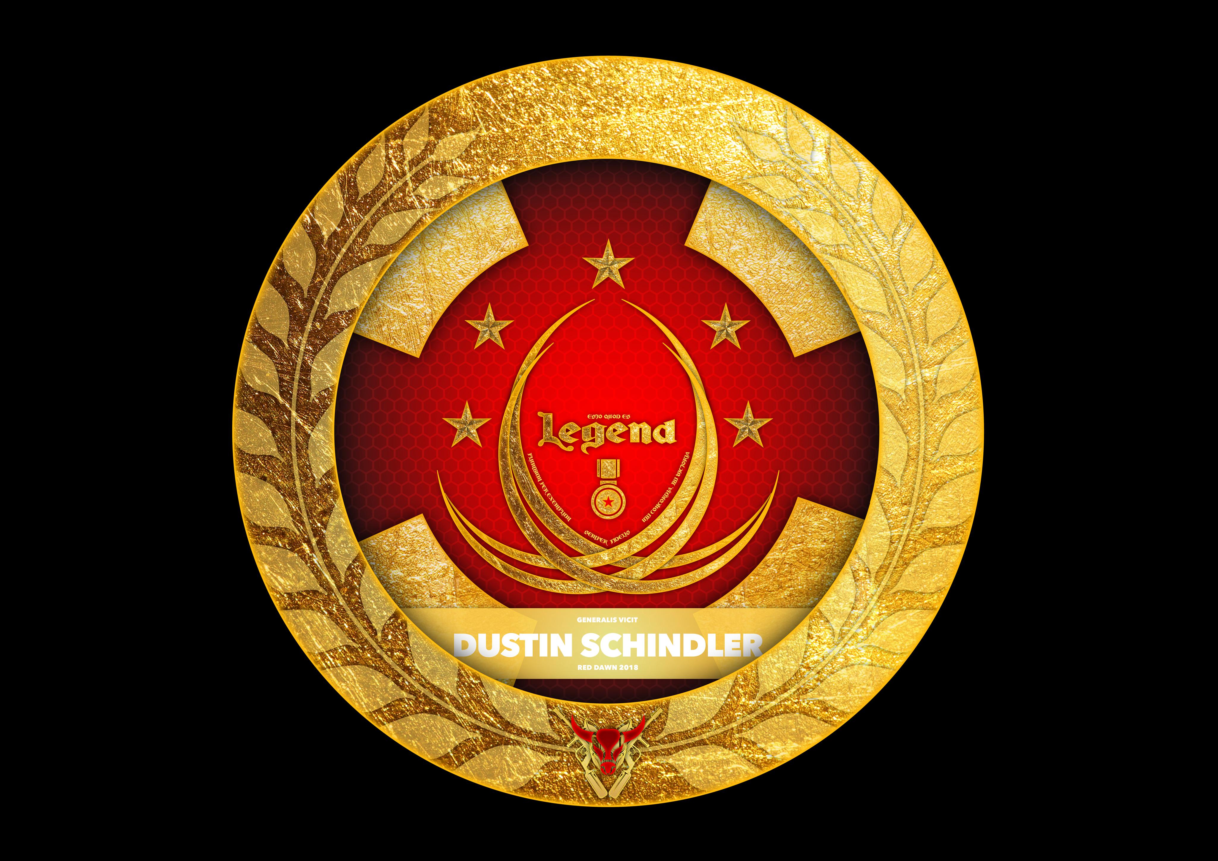 Red Dawn Winning General Schindler