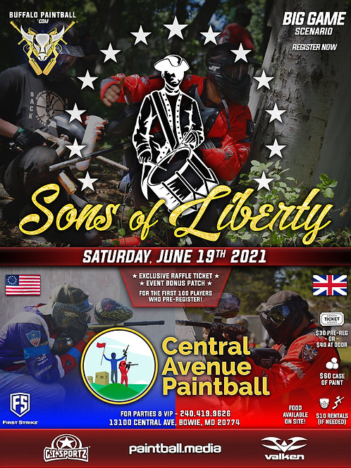 Sons Of Liberty 2021