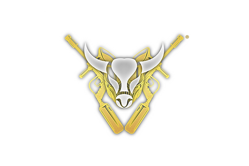 Buffalo Paintball Logo Sticker