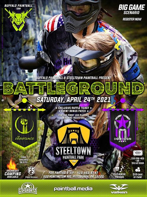Battleground 2021