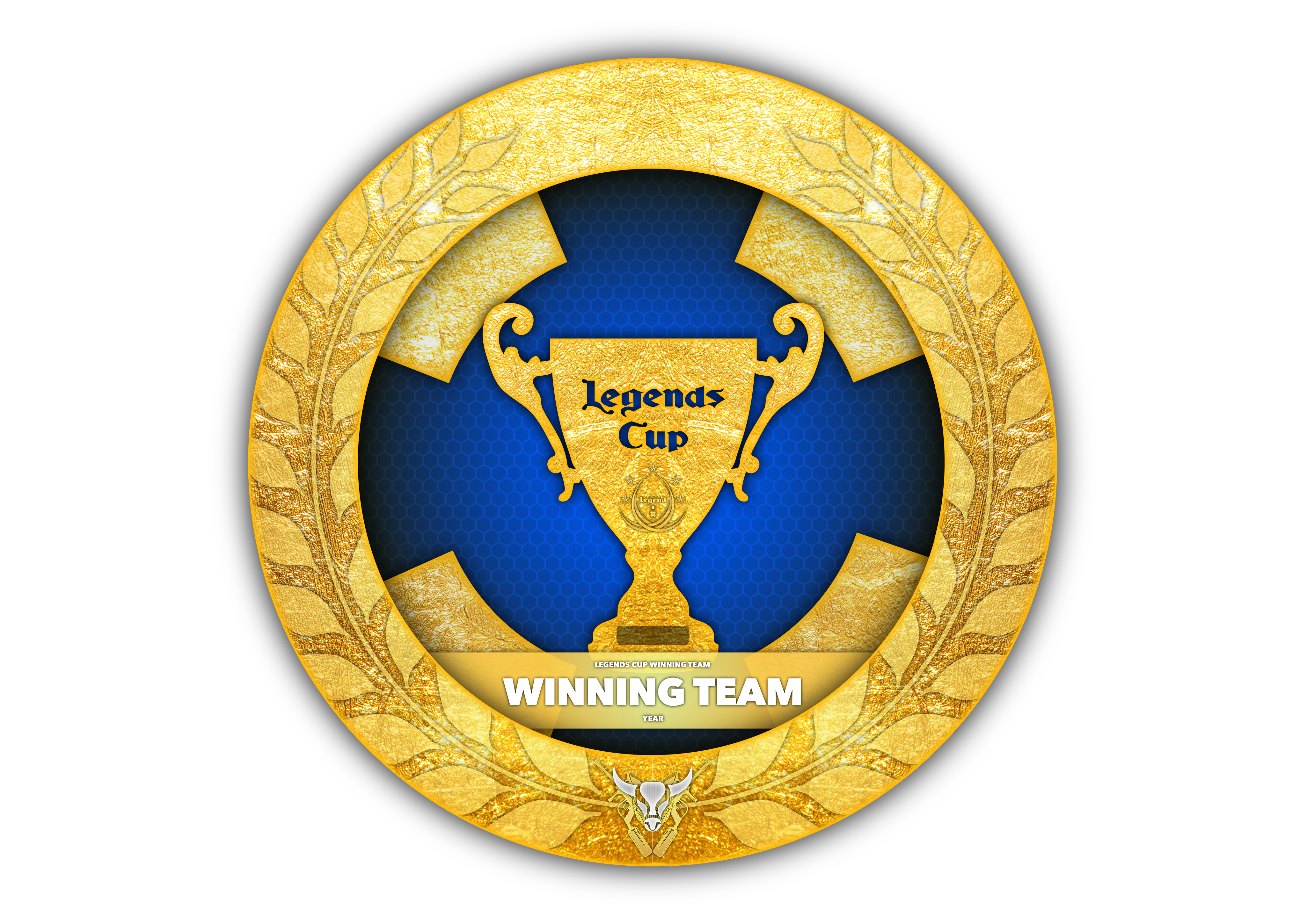 Legends Cup Winning Team