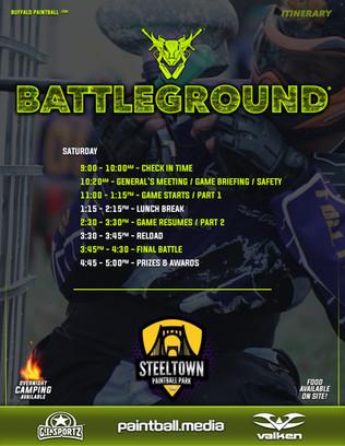 20 - Battleground Itinerary and Set Up 0