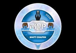 20 - Winter Wars BIG FOOT MVP (Matt Chap
