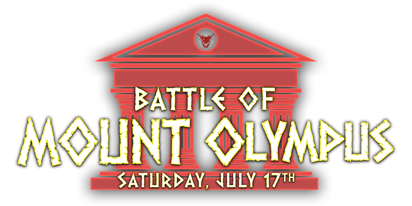21 - Battle Of Mount Olympus Logo with D