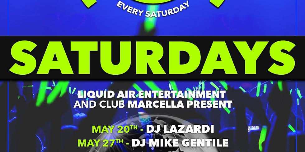 M' SATURDAYS: DJ LAZARDI