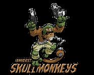 Amherst Skull Monkeys Logo.png