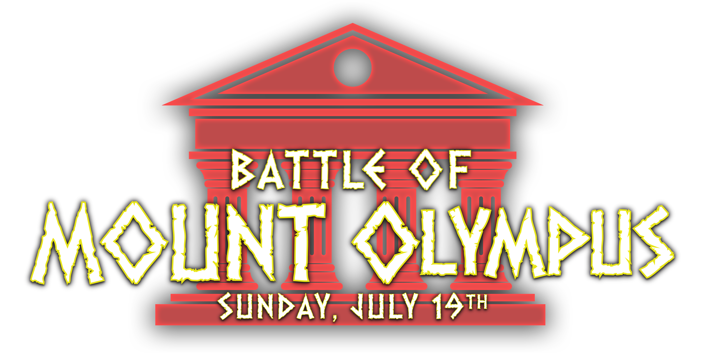 20 - Battle Of Mount Olympus Logo with D