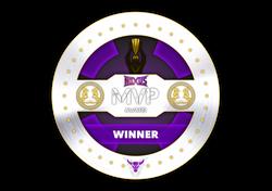 NEXUS Guardians MVP Award
